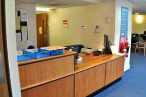 Stratford Healthcare - Family Planning - Reception
